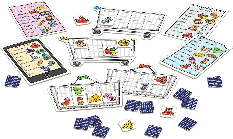 Orchard_Toys - Juego de la Lista de compra (importado de Reino Unido): Orchard Toys: Amazon.es: Juguetes y juegos