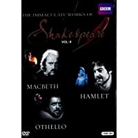 Immaculate Works of Shakespeare - Vol. 4 (Macbeth, Hamlet, Othello)