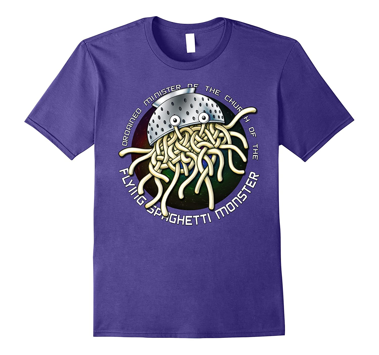 Minister of the Church of the Flying Spaghetti Monster FSM-CD