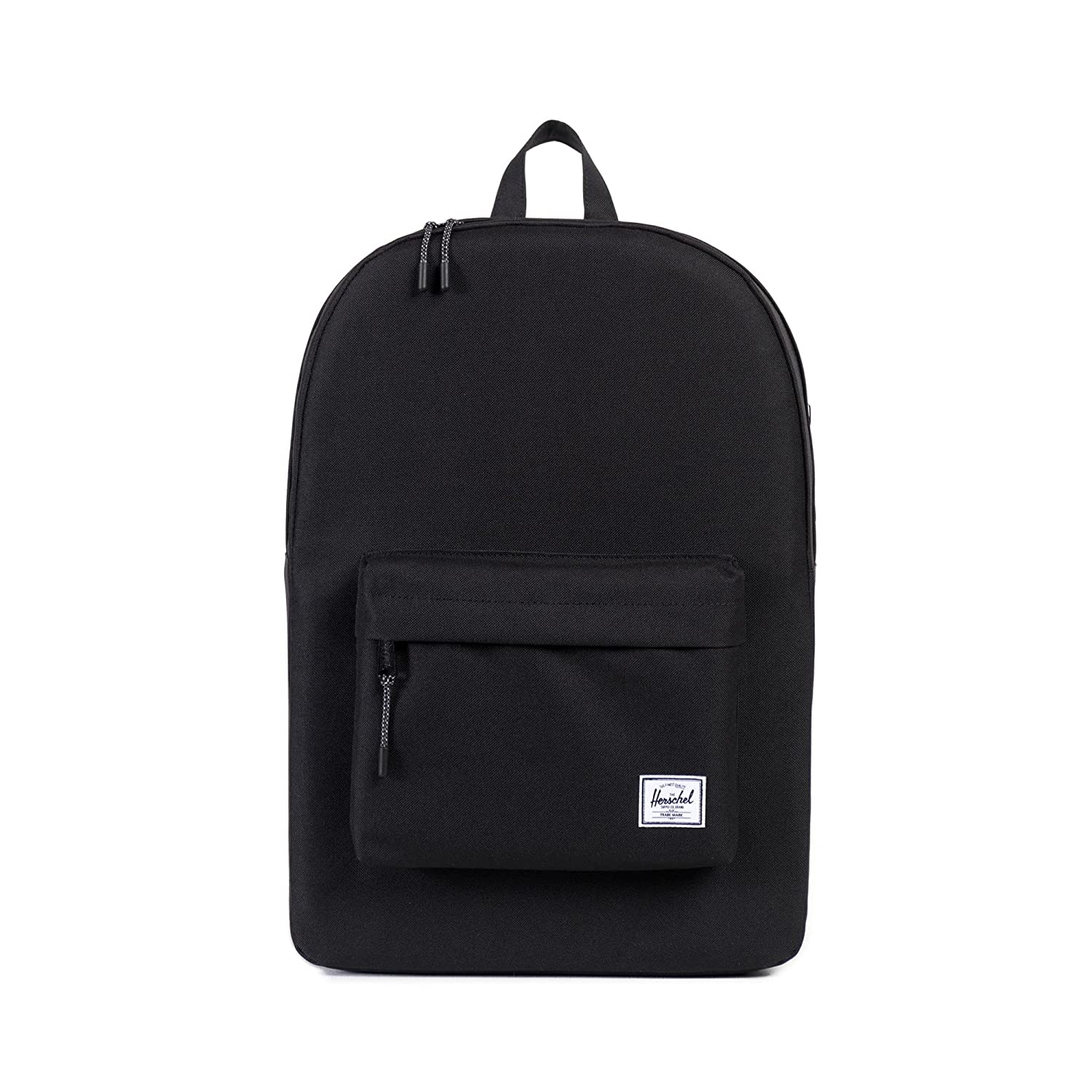 Herschel Supply Co. Classic Backpack, Black, One Size 10001-00001-OS
