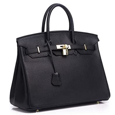Amazon.com  Kueh Women s Genuine Leather Tote Bag Top Handle Handbags  Shoes 8a10c5abc78d4