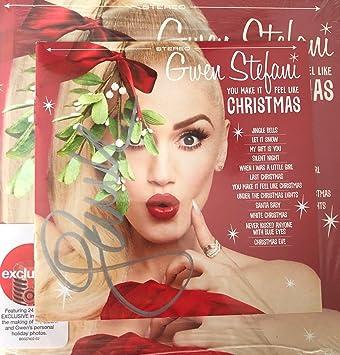 Gwen Stefani Christmas Cd.Gwen Stefani You Make It Feel Like Christmas Hardbook Edition Cd