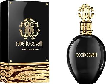 Roberto Cavalli Nero Assoluto Femme Woman, 50 ml Eau de Parfum  Vaporisateur, single 9f3e3ff9f870