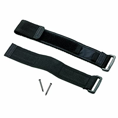 Garmin Hook and loop wrist strap (expander strap with screws included)