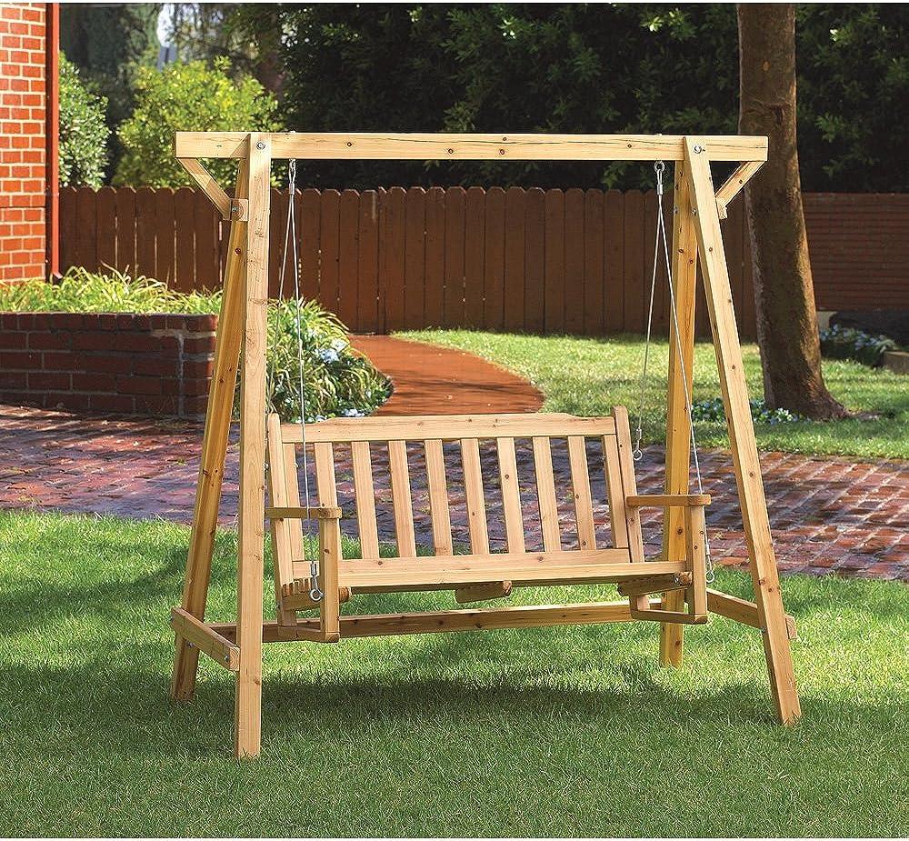 Quotech Garden Swing