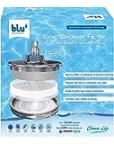 Ionic Shower Filter Rain-Shower Skin & Hair Care