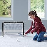 Franklin Sports Knee Hockey Set - Includes 1 Mini