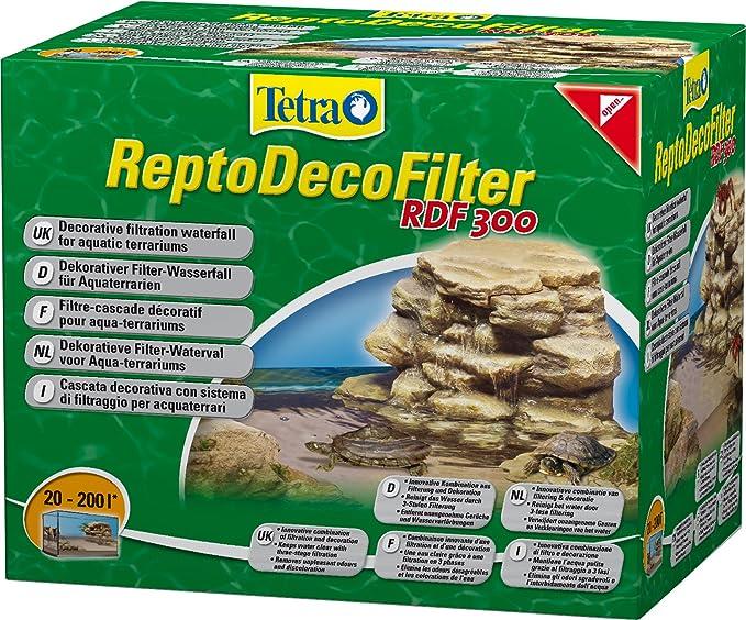 Tetra ReptoDecoFilter RDF300 RDF 300: Amazon.es: Productos para mascotas