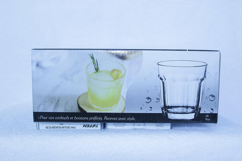 STILUX 9 oz Juice Glass 9oz, Height: 3 1//2