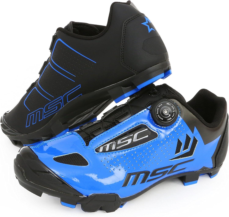 MSC Bikes Aero XC Zapatillas, Unisex Adulto: Amazon.es: Deportes y ...