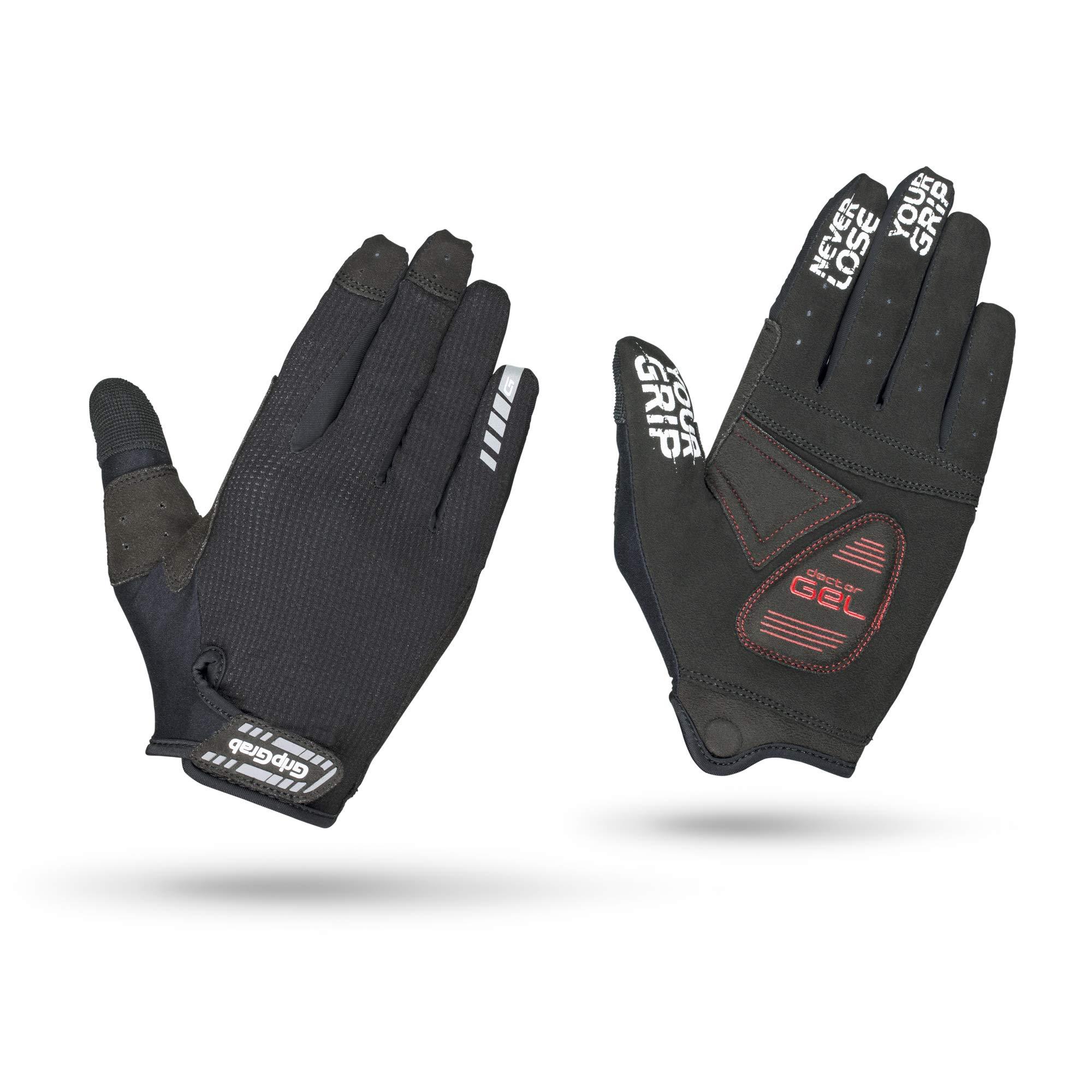 GripGrab Radsport Womens Shark Geplosterter Langfinger Handschuh