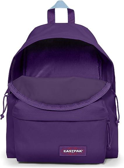 Eastpak Padded PAK'R Sac à Dos Loisir, 40 cm, 24 liters, Violet (Blakout Prankish)