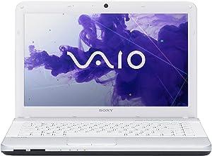 Sony VAIO VPCEG2DFX/W 14-Inch Laptop (White)