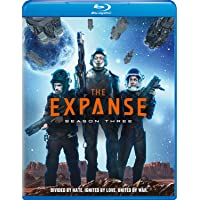 The Expanse: Season Three [Blu-ray]