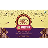 Sattviko Elite Gift Box (Paan Raisin, Gur Chana and Ajwaini Flax Seed)