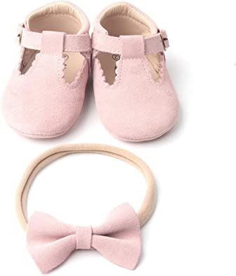 t-Strap Baby Girl Shoes, Comes