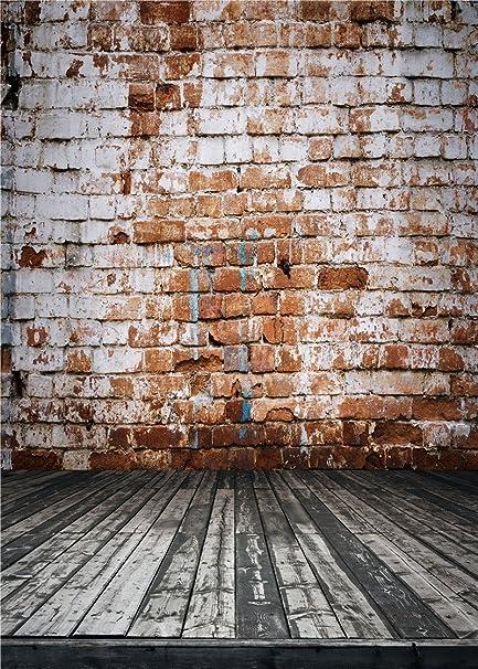 amazon com qian vintage brick wall photography background vinyl