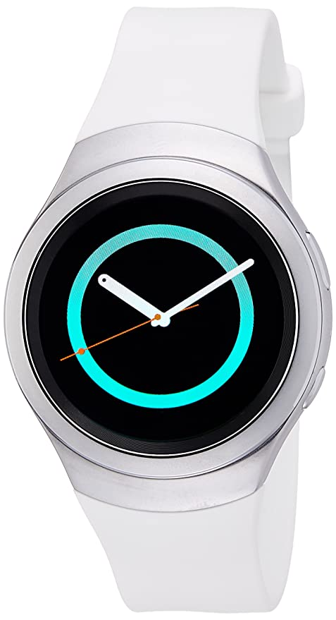 b19ae8981 Image Unavailable. Image not available for. Colour  Samsung Gear S2 Smart  Watch ...