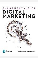 Fundamentals of Digital Marketing by Pearson Paperback
