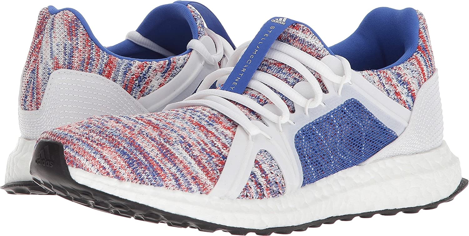 adidas by Stella McCartney Women's Ultraboost Parley Sneakers B078ZKWJRW 7 B(M) US|Hi-res Blue S18/Core White/Dark Callistos 07