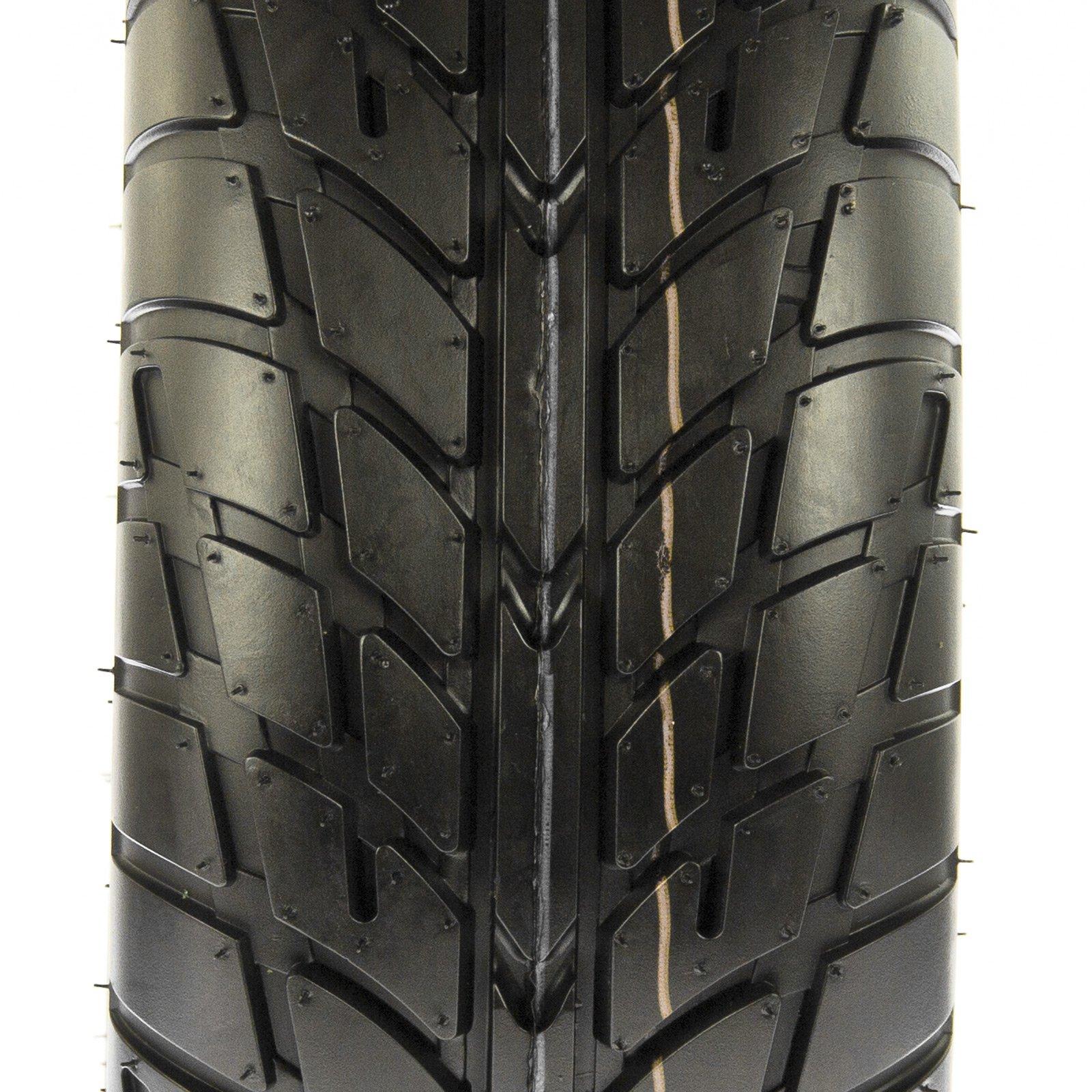 SunF Quad ATV Road Race Tires 225/45-10 225 45 10 4 PR A021 (Full set of 4) by SunF (Image #5)