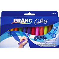 Prang Ambrite - gis para papel, Caja de 12, Multicolor, 1 Box of 12