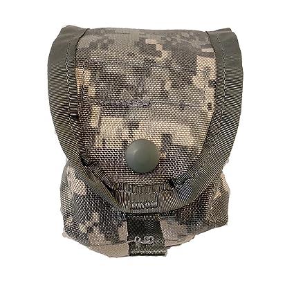 Hand Frag Grenade Pouch MOLLE USGI ARMY ACU Digital