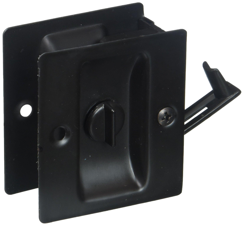 Ultra Hardware Lawn & Garden 49607 Privacy Pocket Door Lock Finish: Oil Rubbed Bronze
