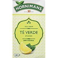 Hornimans Bolsitas de Té Verde Al Limón, 20 Bolsitas