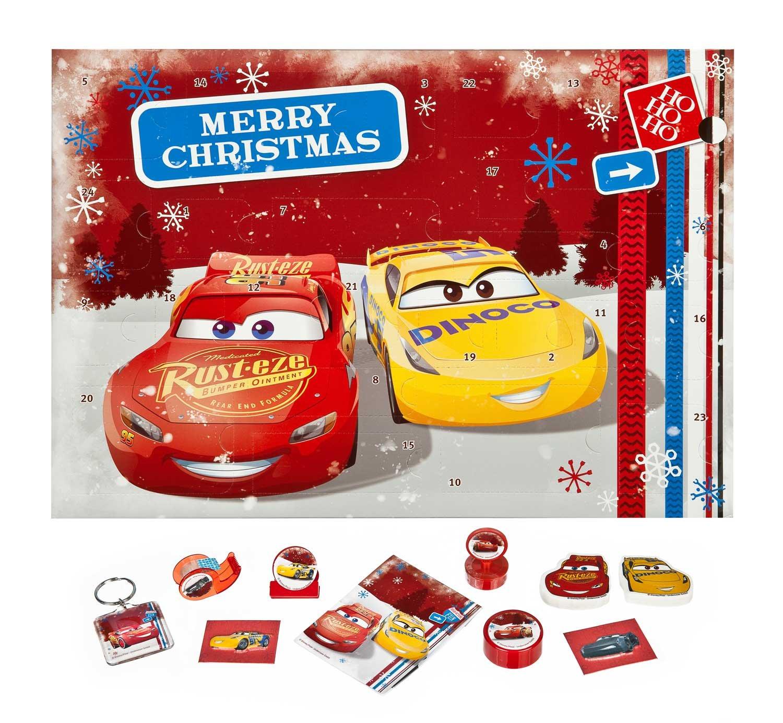 /Calendario de Adviento Disney Pixar Cars Undercover caad8021/