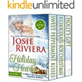 Holiday Hearts Volume 3 (Holiday Hearts: A Sweet and Wholesome Romance Bundle)