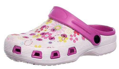 f4cdd9ff25c6 Brandsseller Zoccoli Donna | Scarpa Giardino | Pantofole | Scarpe da Bagno  | Sandali Ciabatte