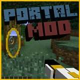 Laser Portal Mod for MCPE