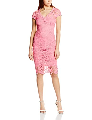 Paper Dolls Damen Kleid Crochet Lace