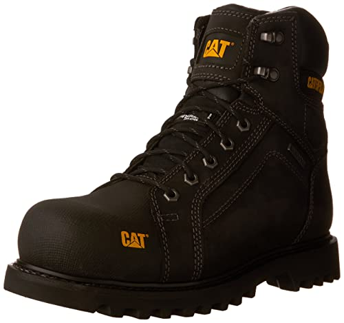 Caterpillar Footwear Mens Control 6 Inch Fire And Safety Boots