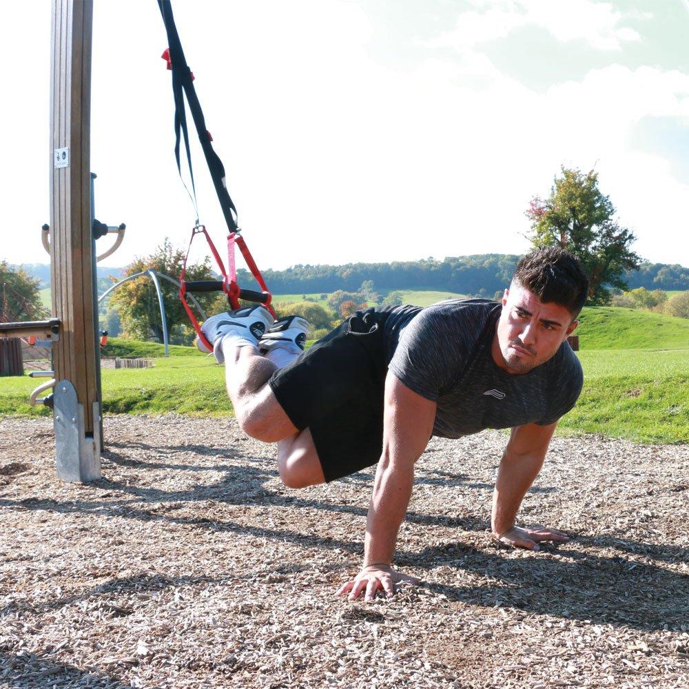Fitness-Mad Pro Suspension Trainer