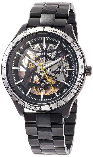 78530eb82159 Amazon | [マイケル・コース]MICHAEL KORS 腕時計 MERRICK MK9038 メンズ ...