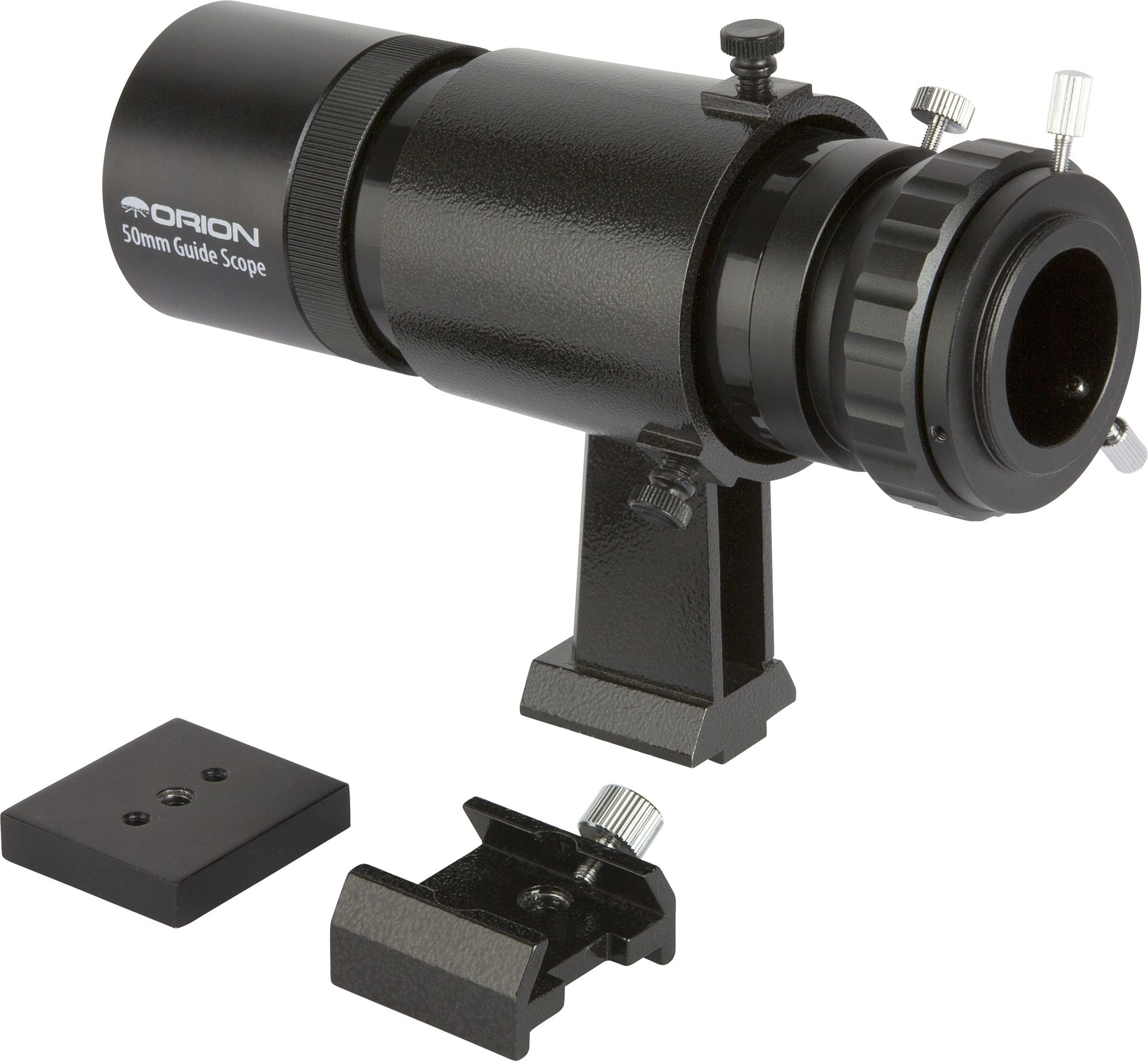 Orion 13022 Deluxe Mini 50mm Guide Scope with Helical Focuser by Orion