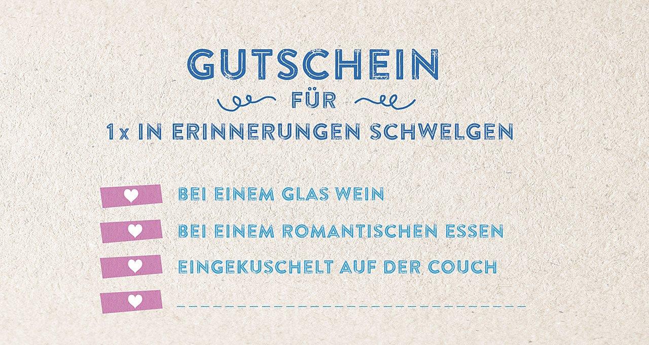 Gutscheinbuch Du und ich: 12 Gutscheine für besondere Momente zu ...