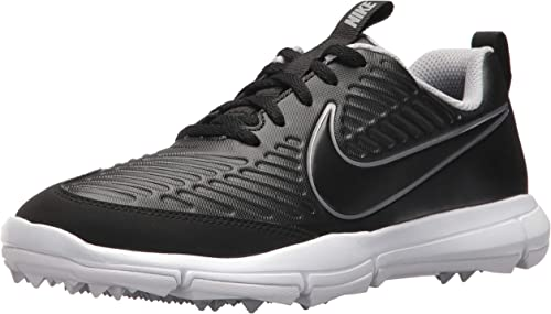 Amazon.com: Nike Explorer 2 Logo Lace Up Zapatos de golf ...