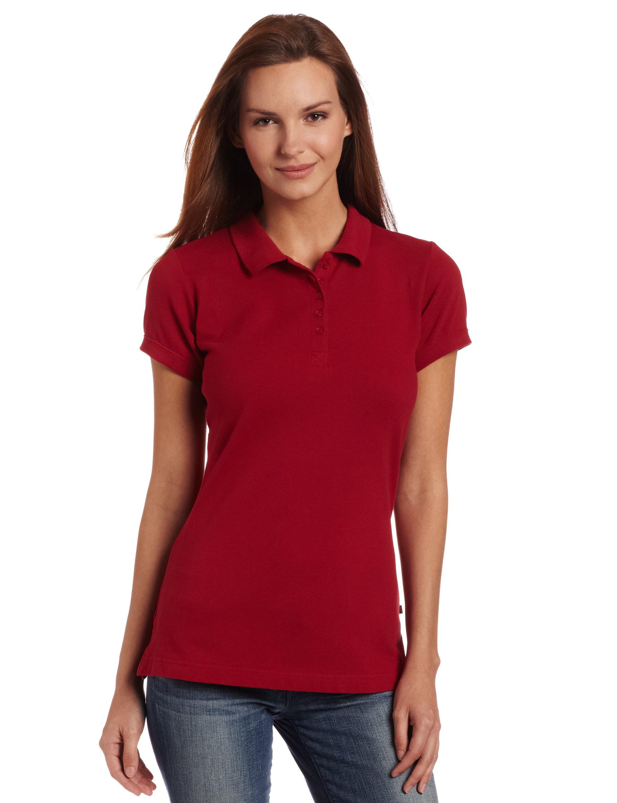 Dickies Womens Pique Polo Shirt