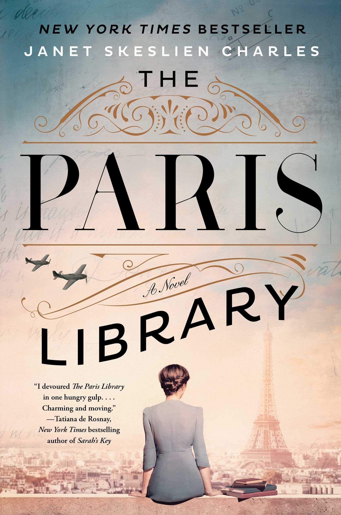 Amazon.com: The Paris Library: A Novel (9781982134198): Charles, Janet  Skeslien: Books