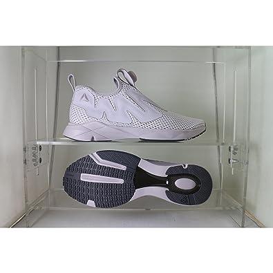 Reebok Pump Supreme, Zapatillas de Deporte Unisex niño, (Reveal Lavender Luck/Rustic Wine/Ash Gre 000), 37.5 EU: Amazon.es: Zapatos y complementos