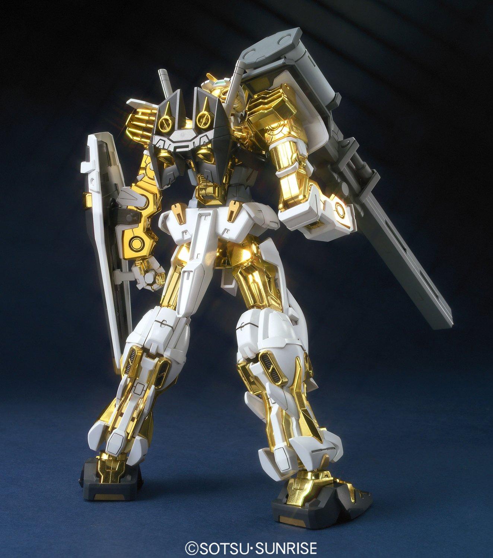 Amazon.com: Bandai Hobby #13 Gundam Astray Gold Frame \