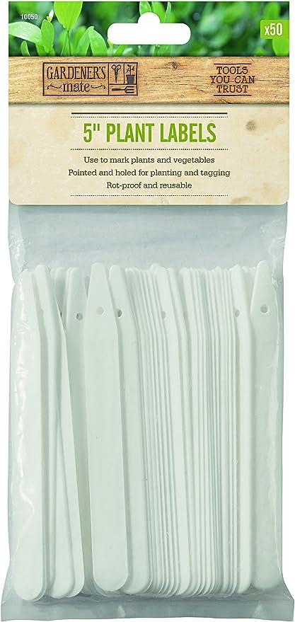Gardman 10021 Pack de 250 /Étiquettes /à Planter 102 mm