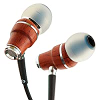 Deals on Symphonized NRG X Premium Genuine Wood Earbuds