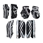 Franklin Sports NHL SX Competition 100 Junior Goalie Set