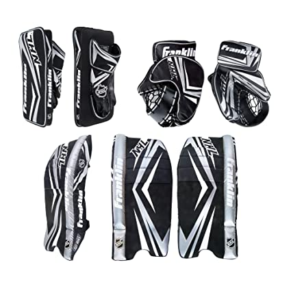 Franklin Sports Nhl Sx Competition 100 Junior Goalie Set Goalie