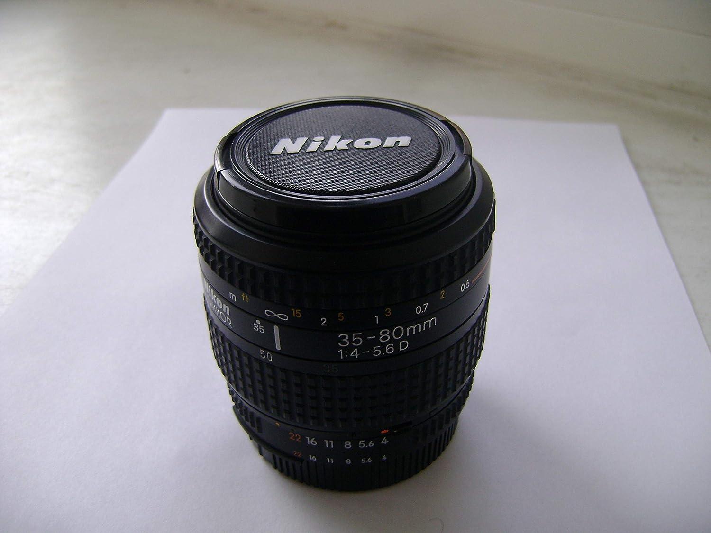 Amazon.com : Nikon Nikkor 35-80mm f4-5.6D AF Zoom Lens : Camera Lenses :  Camera & Photo
