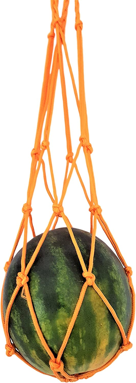Bootstrap Farmer Melon Hammocks - 10 Pack Cradles - Nets for Melons, Perfect for Growing Cantaloupe, Honeydew, Watermelon, Cucumbers